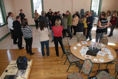2010 Retreat with Centre for Social Innovation