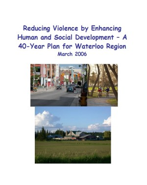 40 Year Violence Prevention Plan