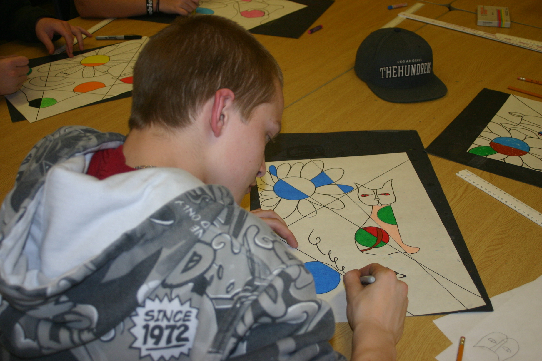 Ptown Youth artists